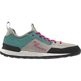adidas Five Ten Five Tennie Chaussures Homme, lbrown/trugrn/real magenta